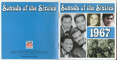 Time Life - Sounds Of The Sixties - 1967 (2002) TL SSC/05 • 14.99£