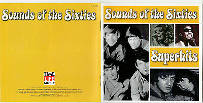 Time Life - Sounds Of The Sixties - Superhits (2001) TL SSC/01 • 19.99£