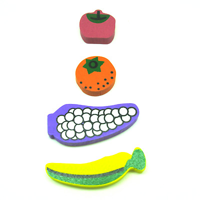 £3.55 • Buy Rabbit, Hamster, Guinea Pig, Rat, Small Animal Fruit Flavoured Wood Chew Toys