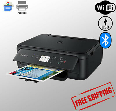 View Details Wireless All-in-One Printer TS5120 Bluetooth Photo WiFi LCD (Ink Not Included) • 44.99$