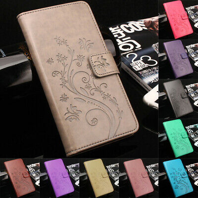 AU6.12 • Buy For Huawei Y5 Y6 Y7 Pro Prime 2019 2018 Leather Magnetic Flip Wallet Case Cover