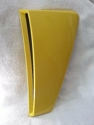 $119.99 • Buy Nos 2003-2004 03-04 Ford Mustang Svt Cobra Lh Driver Side Scoop Zinc Yellow