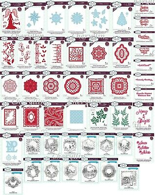Creative Expressions - Sue Wilson Christmas Dies - Festive Collection 2019 New • 8.45£