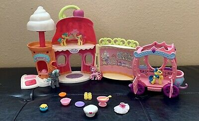 My Little Pony Sweet Shop ~ Carriage ~ Ponies And Accessories • 11.80£