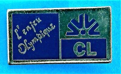 £4.50 • Buy F952*) Enamel Winter Olympic  Games Sport CL French Tie Lapel Pin Badge