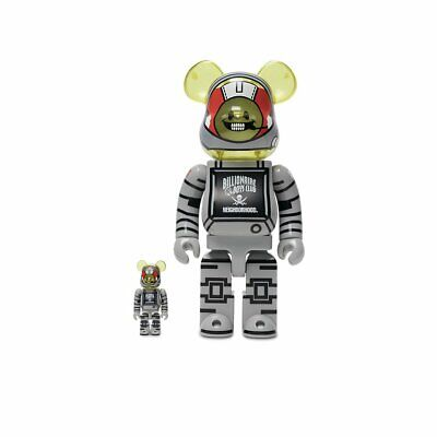 $399.99 • Buy BBC X NEIGHBORHOOD BE@RBRICK 400% 100% Rare Sold Out Limited Bearbrick Astronaut