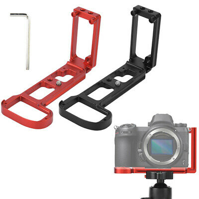 AU26.12 • Buy Vertical Shooting L Bracket Quick Release Plate For Nikon Z6 Z7 Mirrorless Camer