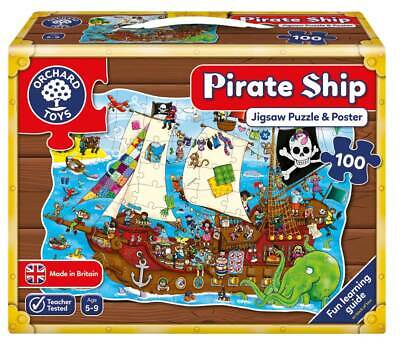 £11.55 • Buy Orchard Toys Pirate Ship
