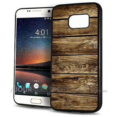 AU9.99 • Buy ( For Samsung S8 Plus / S8+ ) Back Case Cover AJ11203 Wood Timber Pattern
