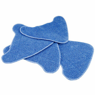 Pads Fit VAX Steam Mop Floor Replacement Microfibre Head Washable • 13.49£