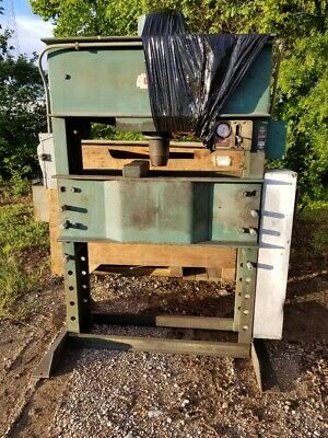 dake hydraulic press