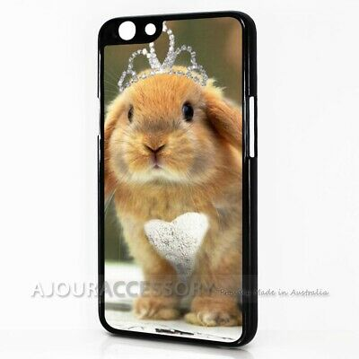 AU9.99 • Buy ( For Oppo A57 ) Back Case Cover AJH11542 Cute Rabbit