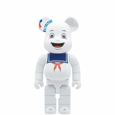 $149.99 • Buy Ghostbusters Stay Puft Marshmallow Man 400% Bearbrick Medicom Toy Be@rbrick Rare