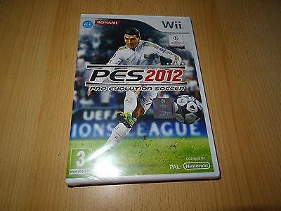 AU83.61 • Buy Pro Evolution Soccer 2012 (Wii) NEW SEALED Pal