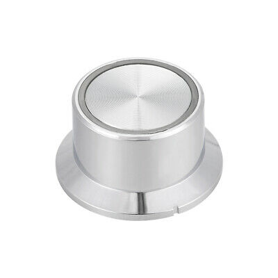 $ CDN9.23 • Buy 1pcs 6mm Potentiometer Control Knobs For Guitar Volume Tone Knobs Silver Tone