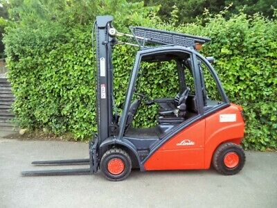 £6800 • Buy Linde H25D Diesel Counterbalance Forklift Truck/ Warehouse Equipment