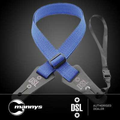 AU16 • Buy DSL Ukulele Strap (Blue, 1 )