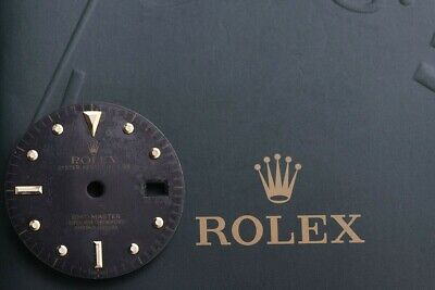 $ CDN521.36 • Buy Rolex Vintage GMT Master 16758/3 Black Nipple Dial FCD9112
