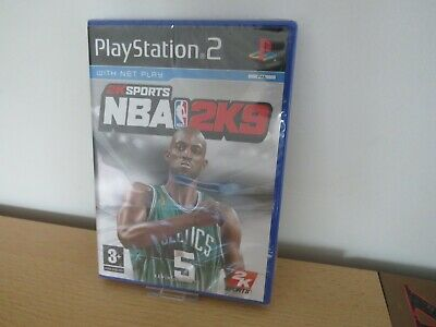 AU87.46 • Buy NBA 2K9 Playstation 2 PS2 PAL UK New Sealed
