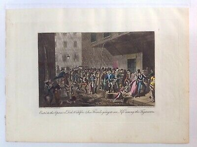 George Cruikshank 1822 French Revolution • 30£