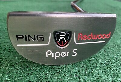 PING Redwood Piper S Putter RH • 125$