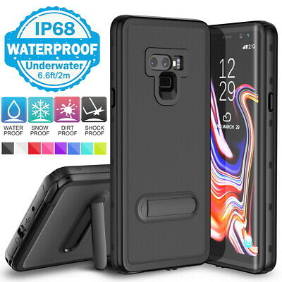 AU18.99 • Buy For Samsung Note 9 8 Screen Protector Waterproof Shockproof Case Cover W/ Stand