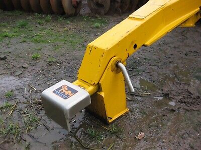 Agricultural Farm Machinery Drawbar Lock Trailer Tanker Low Loader • 99£