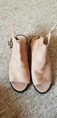 Suede Missguided Shoes Size 6 • 10£