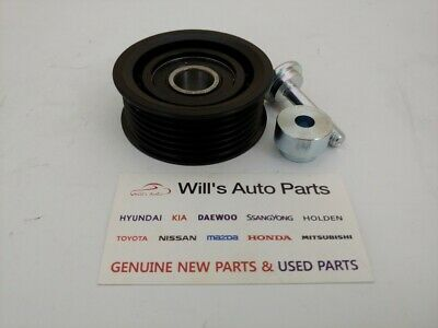 AU49.89 • Buy Genuine New Ssangyong Actyon Sports  2.0l T/d All Model Diesel Idler Pulley Assy