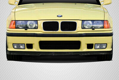 $310 • Buy Carbon Creations GTR Look Front Lip Spoiler - 1 Piece For 1992-1998 M3 E36