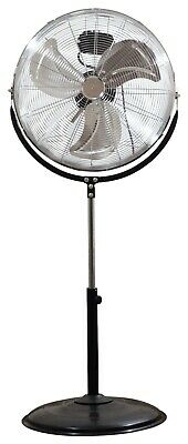 Prem-I-Air 20  (50 Cm) HV Stand Pedestal Fan With 360 Degree Head • 64.99£
