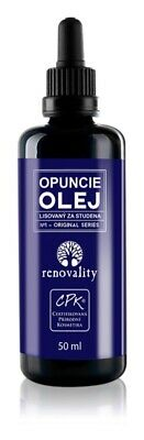 Renovality - Opuntia Ficus-indica Seed (Cold-pressed) 50 Ml • 46.11£