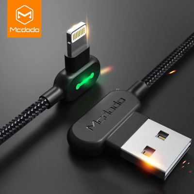 AU3.89 • Buy Genuine MCDODO USB Cable Fast Charging Charger IPhone 11 PRO MAX XS MAX XR XS X