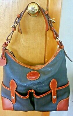 Dooney And Bourke All Weather Leather Medium Lucy Bag - Rare Find And In EUC • 150$