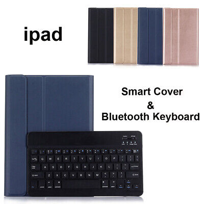 Wireless Keyboard Leather Smart Case Cover For Apple New IPad 6 Pro Air 9.7 2018 • 34.78£