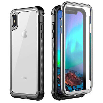 AU14.99 • Buy For IPhone XS Max XR 6 7 8 11 Case Cover Shockproof +Screen Protector Waterproof
