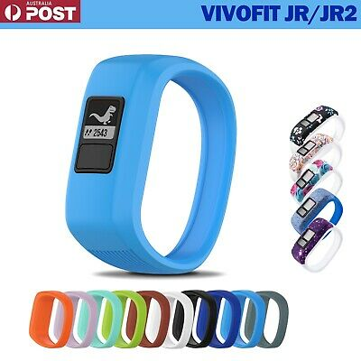 AU6.99 • Buy For GARMIN Replacement VIVOFIT JR JR 2 Band Strench Wrist Strap Fitness Band