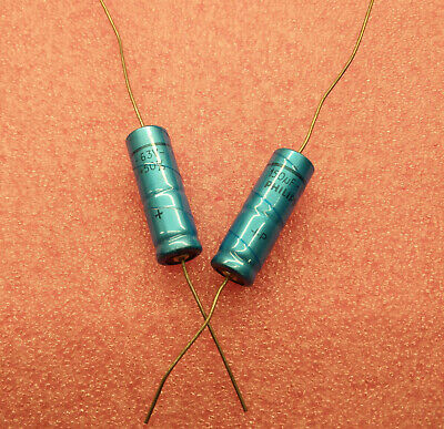 £2 • Buy 1 PC. 150uf 63 Volt Axial Electrolytic Capacitor Vintage High End Philips