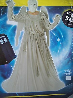 £19.99 • Buy UNISEX Dr. Who Weeping Angel Costume  Size  STD MEN  /    LADIES  SIZE12/14