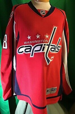huge selection of 13edd bdc6e capitals jersey