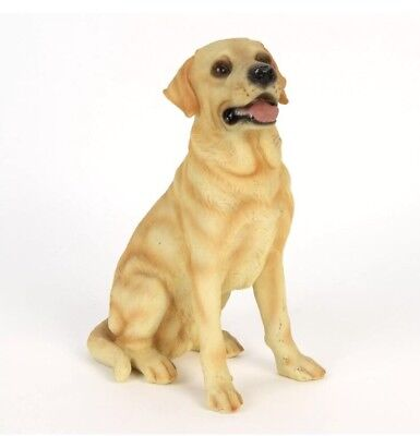 Golden Labrador Dog 20 Cm Figurine Ornament Gift By Best Of Breed Brand New • 10.99£