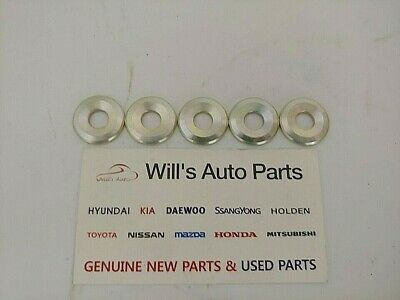 AU24.89 • Buy  Genuine New Ssangyong Musso Sports 5cyl 2.9l Td Fuel Injector Gasket 5ea Set