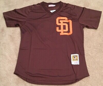 low priced 465c7 f7a09 san diego padres throwback jersey