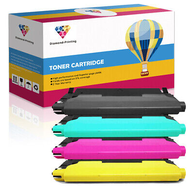 Lot Toner Cartridge For Samsung CLP310 CLP320 CLP360 CLT404 CLP620 Printer • 31.99£