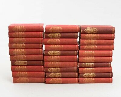 £1629.06 • Buy Works Of Charles Dickens 30 Volumes Illustrated Library Edition Chapman & Hall