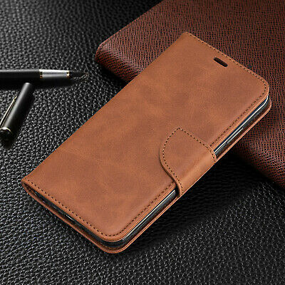 AU8.89 • Buy Fr Xiaomi Redmi Note 7 6 Pro 4X 6A Case Magnetic Stand Flip Leather Wallet Cover