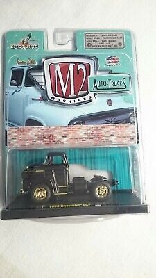 $ CDN35 • Buy M2 Machines 1958 Chevrolet Lcf Premium Edition 1:64 Diecast Black W/ Gold Rare