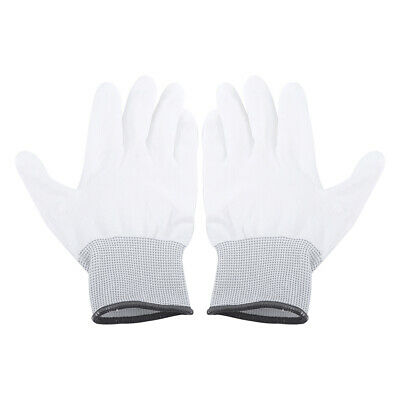 Antistatic Antiskid Gloves PC Computer Phone Repair Working Finger Protection • 4.32$