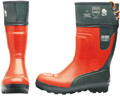 Genuine DRAPER Expert Chainsaw Boots - Size 8/42   12060 • 175.21£