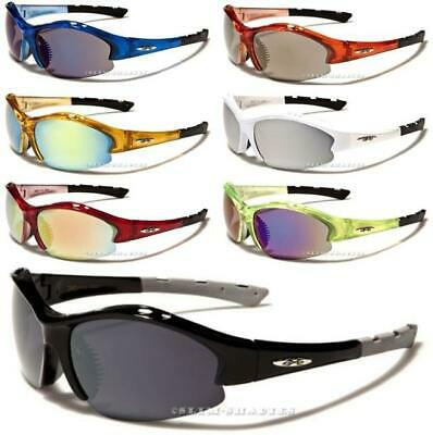 Sport Running Sunglasses Wrap Large Golf Cycling Xloop Tennis Mens Boys Womens • 9.79£
